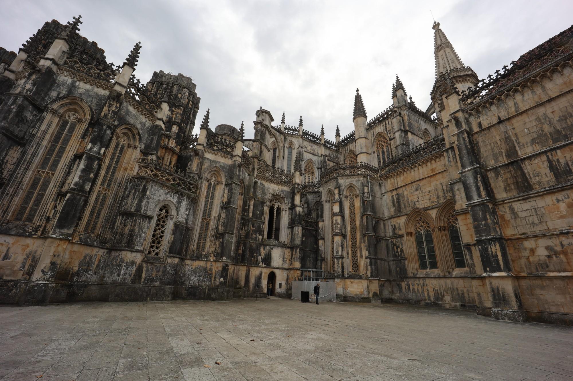 16 octobre : Monastère de Batalha