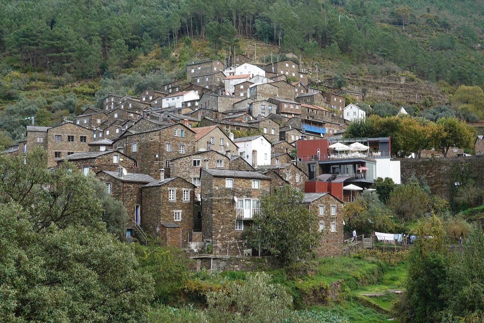 11 octobre : Haute vallée du Zêzere